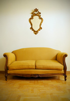 Antique Upholsted Furniture